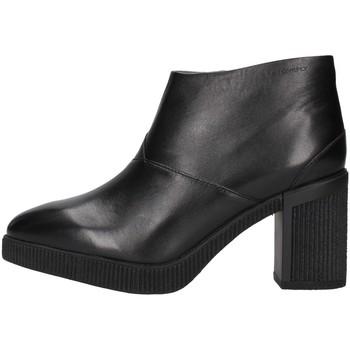 Cipők Női Bokacsizmák Stonefly 212031 BLACK