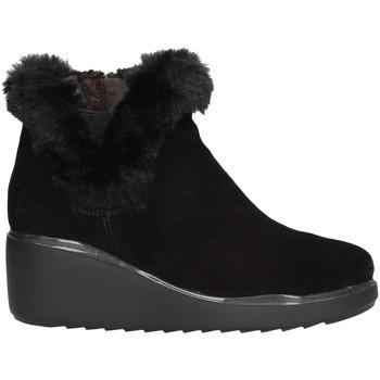 Cipők Női Hótaposók Stonefly 211933 BLACK