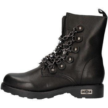 Cipők Női Csizmák Cult CLE104116 BLACK