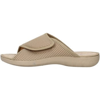 Cipők Női Papucsok Superga S10M624 BEIGE