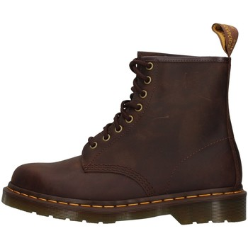 Cipők Csizmák Dr Martens 1460 BROWN