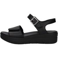 Cipők Női Szandálok / Saruk Stonefly 110207 BLACK