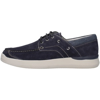 Cipők Női Oxford cipők Stonefly 211081 BLUE