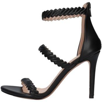Cipők Női Szandálok / Saruk Albano 2063 BLACK