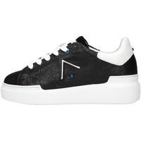 Cipők Női Rövid szárú edzőcipők Ed Parrish CKLDRO10 BLACK