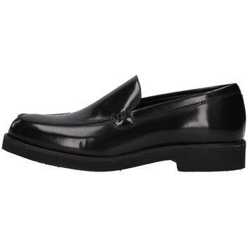 Cipők Férfi Mokkaszínek Gino Tagli 650MIC BLACK