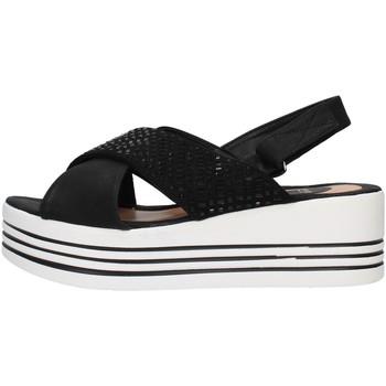 Cipők Női Szandálok / Saruk Energy 625 BLACK