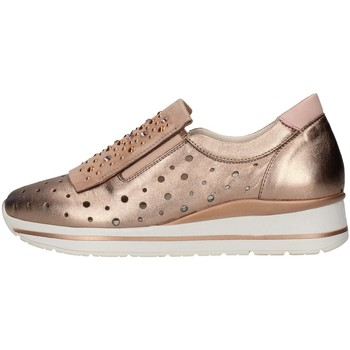 Cipők Női Belebújós cipők Melluso R20032 BROWN