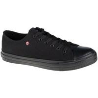 Cipők Férfi Rövid szárú edzőcipők Lee Cooper LCW21310087M Fekete