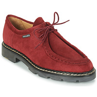 Cipők Férfi Oxford cipők Pellet Macho Piros