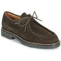 Cipők Férfi Oxford cipők Pellet Macho Szürke