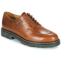 Cipők Férfi Oxford cipők Pellet Montario Barna