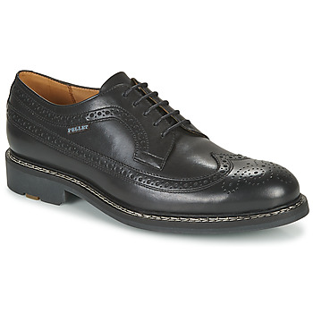 Cipők Férfi Oxford cipők Pellet NORMAN Fekete