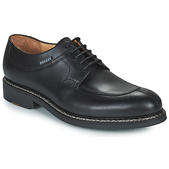 Cipők Férfi Oxford cipők Pellet Magellan Fekete