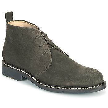 Cipők Férfi Oxford cipők Pellet MIRAGE Szürke