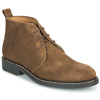 Cipők Férfi Oxford cipők Pellet MIRAGE Barna
