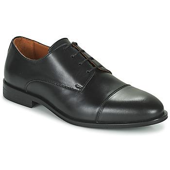 Cipők Férfi Oxford cipők Pellet ARTHUR Fekete