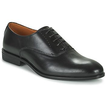 Cipők Férfi Oxford cipők Pellet ACHILLE Fekete