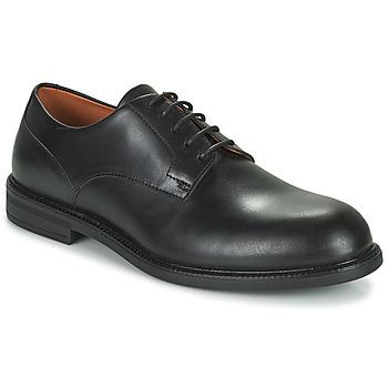 Cipők Férfi Oxford cipők Pellet ALI Fekete