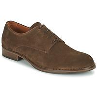 Cipők Férfi Oxford cipők Pellet ADRIEN Barna