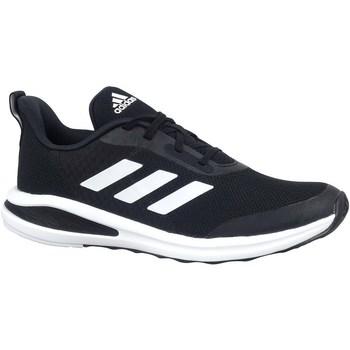 Cipők Gyerek Futócipők adidas Originals Fortarun Fekete