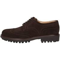 Cipők Férfi Oxford cipők Triver Flight 214-03B BROWN