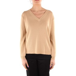 Ruhák Női Pulóverek Friendly Sweater C210-659 WHITE