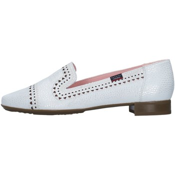 Cipők Női Mokkaszínek CallagHan 98961 SILVER
