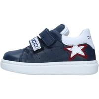 Cipők Fiú Rövid szárú edzőcipők Balducci MSPO3600B BLUE
