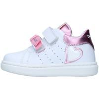 Cipők Lány Rövid szárú edzőcipők Balducci MSPO3603R WHITE