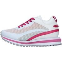Cipők Női Rövid szárú edzőcipők Apepazza S1LSD01/NYL WHITE