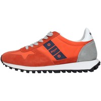 Cipők Férfi Rövid szárú edzőcipők Blauer S1DAWSON01/NYS ORANGE