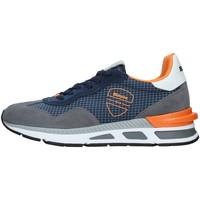Cipők Férfi Rövid szárú edzőcipők Blauer S1HILOXL02/RIP NAVY BLUE
