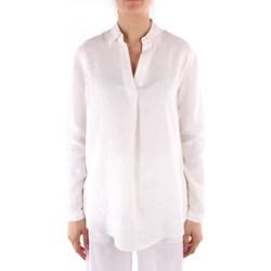 Ruhák Női Ingek / Blúzok Calvin Klein Jeans K20K202747 WHITE