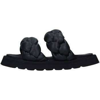 Cipők Női Papucsok Bruno Bordese BOSIRIS BLACK
