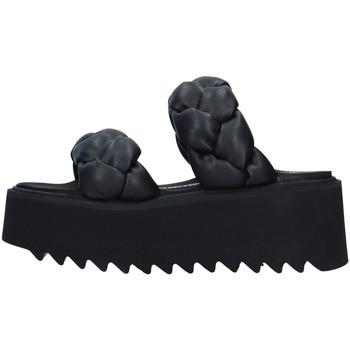 Cipők Női Papucsok Bruno Bordese BOSROSE BLACK