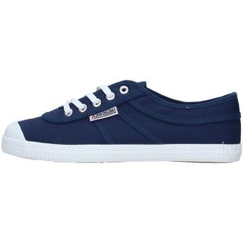 Cipők Férfi Rövid szárú edzőcipők Kawasaki K192495 NAVY BLUE