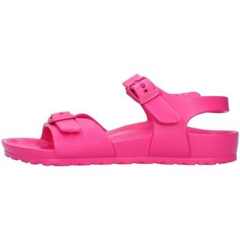 Cipők Lány Szandálok / Saruk Birkenstock 1015463 FUCHSIA