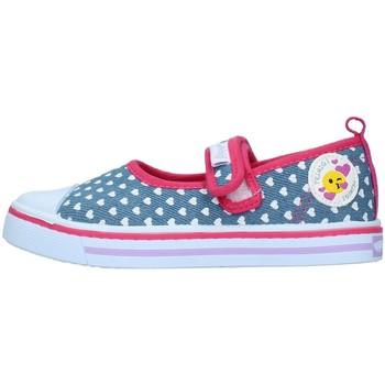 Cipők Lány Tenisz Primigi 7445500 BLUE