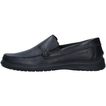 Cipők Férfi Mokkaszínek Enval 7213000 BLACK