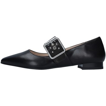 Cipők Női Balerina cipők  NeroGiardini E115451DE BLACK