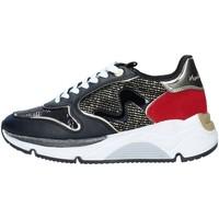 Cipők Női Rövid szárú edzőcipők Manila Grace W0DS023LU BLACK