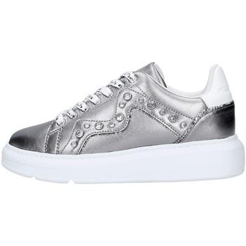Cipők Női Rövid szárú edzőcipők Manila Grace W0DS016LW GREY