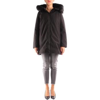 Ruhák Női Parka kabátok People Of Shibuya SALLY/1PM5280-999 BLACK