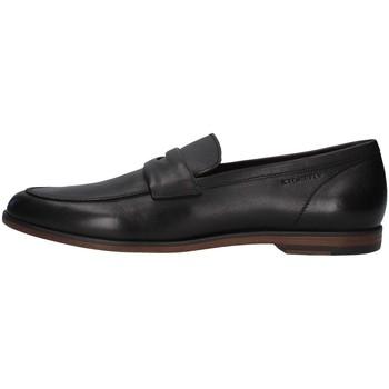 Cipők Férfi Mokkaszínek Stonefly 213717 BLACK