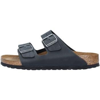 Cipők Papucsok Birkenstock 752483 BLACK