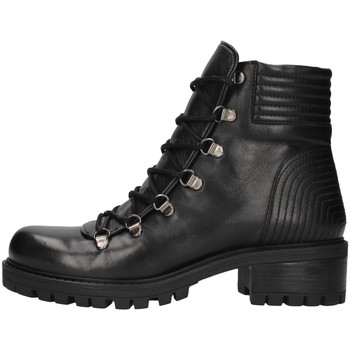 Cipők Női Csizmák Albano 1002 BLACK