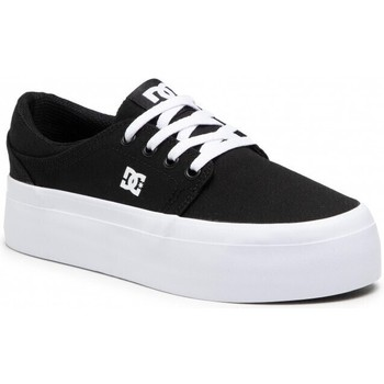 Cipők Női Divat edzőcipők DC Shoes Trase Platform Fekete