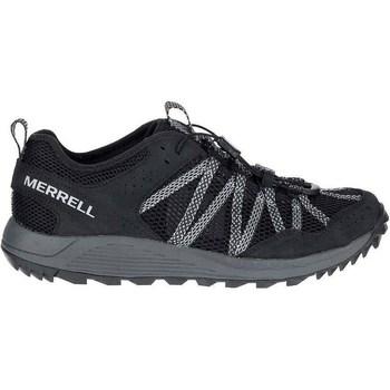 Cipők Férfi Rövid szárú edzőcipők Merrell Wildwood Aerosport