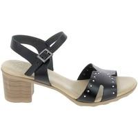 Cipők Női Szandálok / Saruk Porronet Sandale F12626 Noir Fekete
